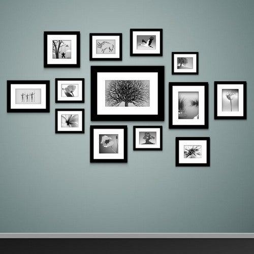Billeder til væggen - Sådan vælger du stilen