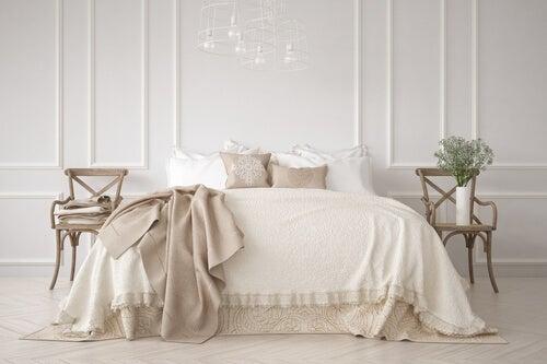 Soveværelses plads: sådan får du mest ud af det
