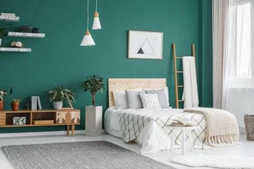 De bedste farver til soveværelset og hvordan du kan kombinere dem