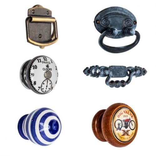 3 ideer til moderne dørhåndtag og møbelgreb