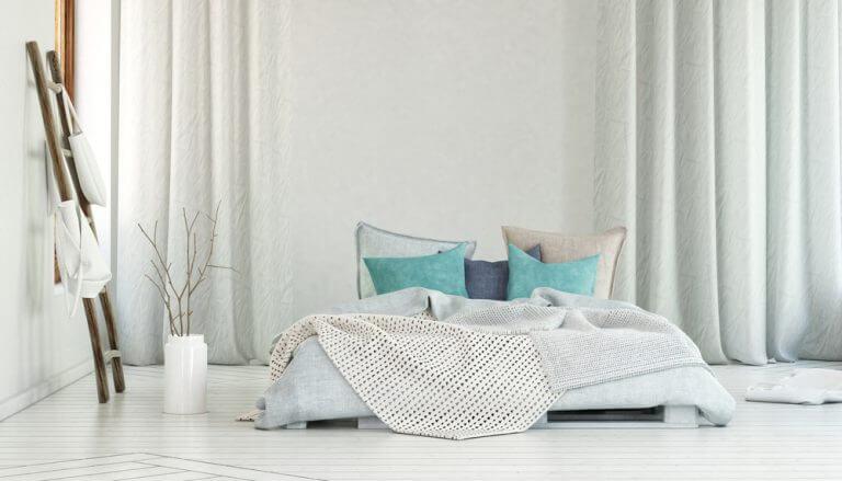 Lette quiltede tæpper