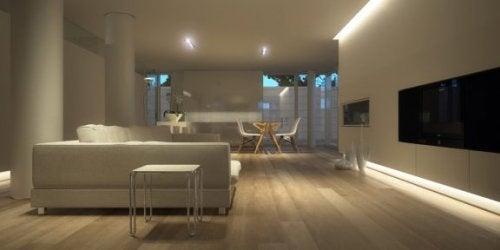 Belysning i dit hjem: Koldt eller varmt lys?