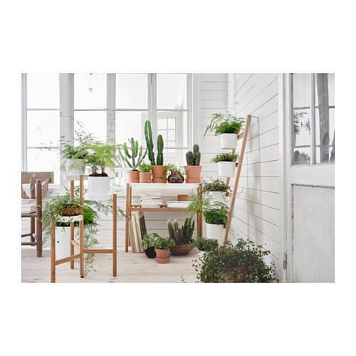 Ideer til din lodrette have fra IKEA.