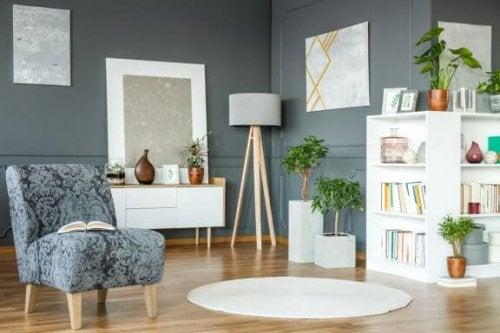 6 overraskende måder at indrette din stue på