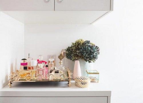 Display med parfumer