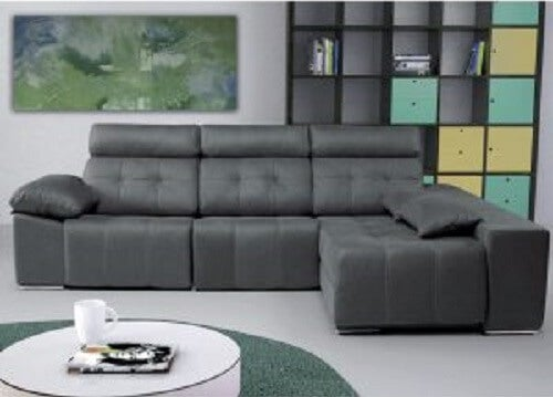 Aqualine chaiselong sofa