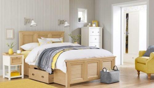 Nyistandsæt dit soveværelse med disse 5 tips