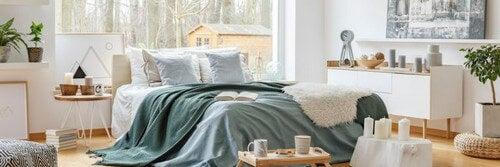 Belysningen i dit soveværelse er vigtig