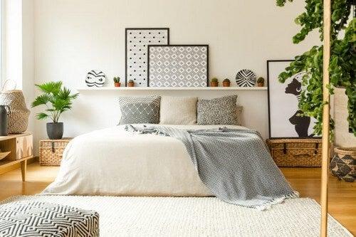 Farverne i dit soveværelse har stor betydning