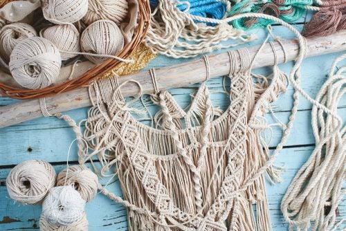 Tekstilteknikker: Lav dine egne originale gardiner