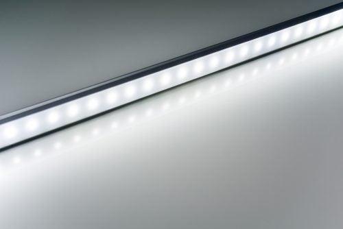 LED-belysning kan se godt ud i din garderobe