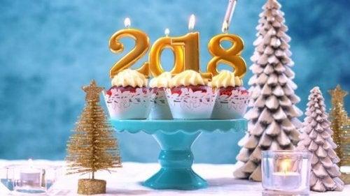 Tips til at pynte dit nytårsbord