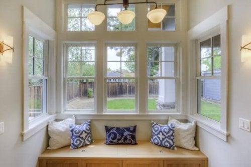 Skab charmerende steder i dit hus