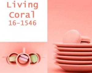 Living Coral årets farve for 2019