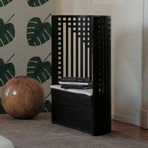 Willow stol kommer fra japansk, middelalderlig og moderne inspiration