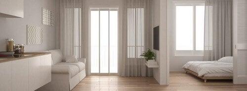 Dit hjem kan se større ud, hvis det er ryddeligt