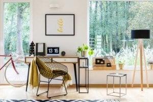 Den ideelle skrivebordsplads