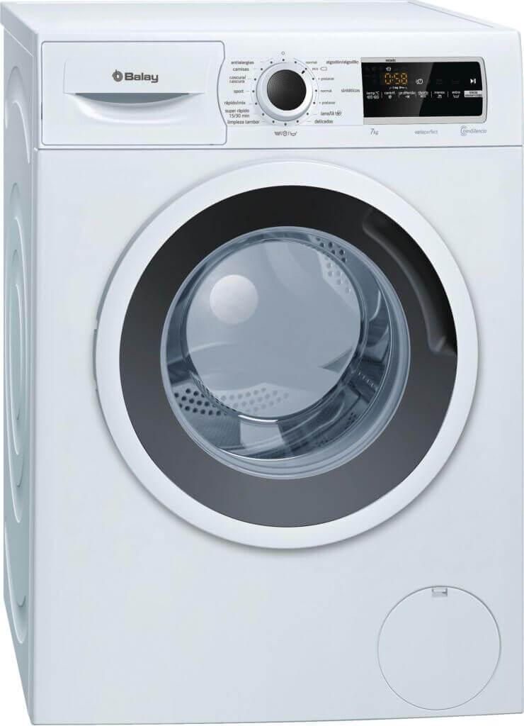 Balay er en af de bedste vaskemaskiner