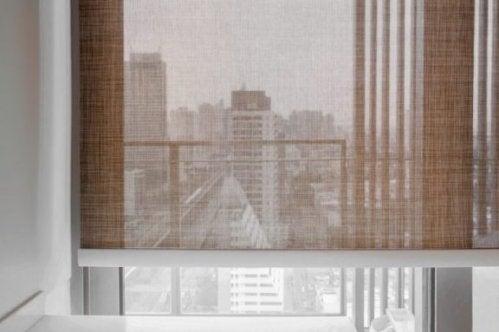 udsigt gennem vindue