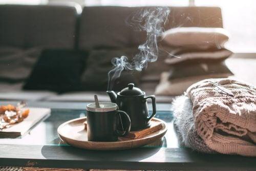 Fantastiske ideer til en hyggelig stue