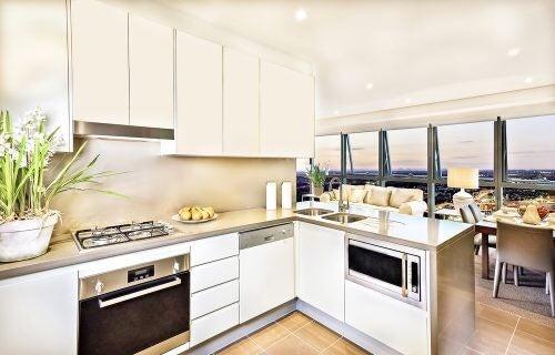 Adskil din stue og dit køkken