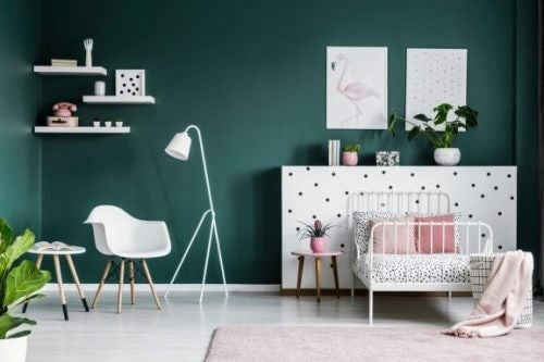 Sådan kan du dekorere dine vægge på en unik måde