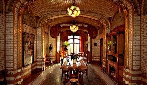 Elegant og vidunderligt hotel