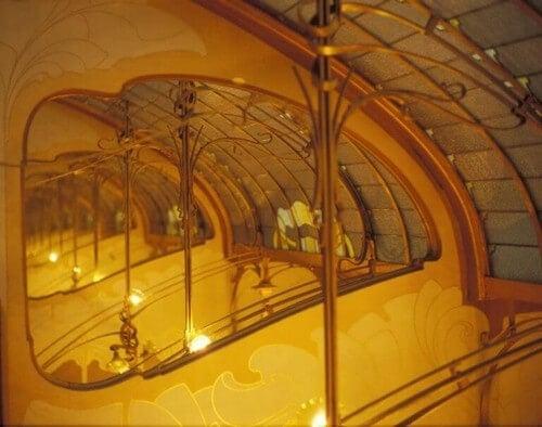 Hôtel Tassel er en meget berømt bygning