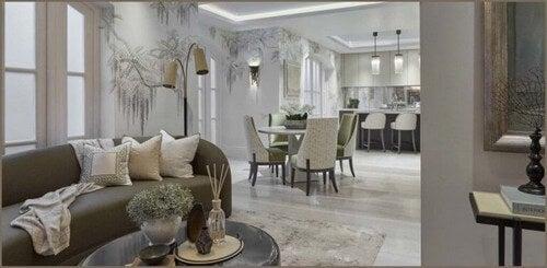 Sophie Paterson skaber klassiske boliger med sin udsøgte stil