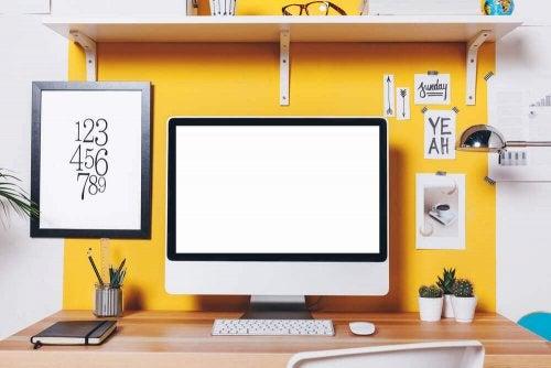 Personlige og originale skriveborde