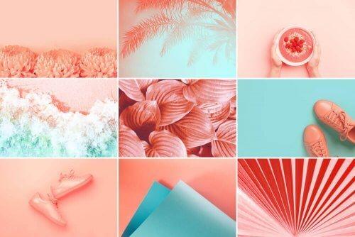 Forårets pantonefarver: Skygger til din dekoration
