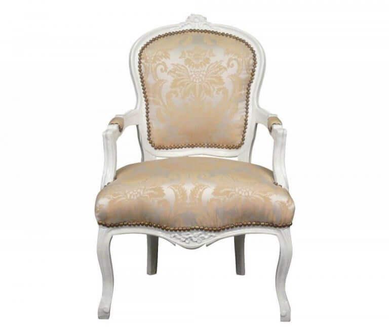 stol i ældre stil