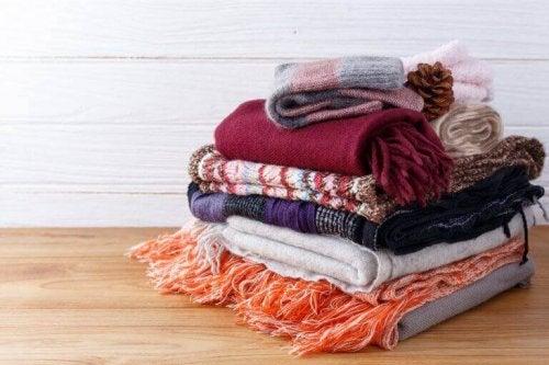 varmt tøj til dit hjemmekit til jordskælv