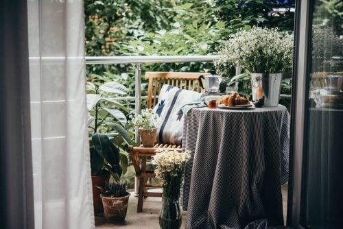 Sådan skaber du den perfekte terrasse til foråret