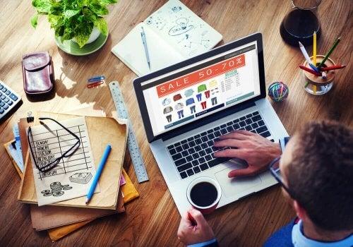 Fordele og ulemper ved online shopping