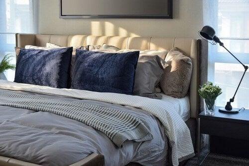 God belysning i din soveværelsesindretning er vigtigt