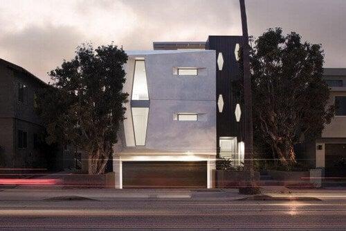 Bygning designet af Tighe