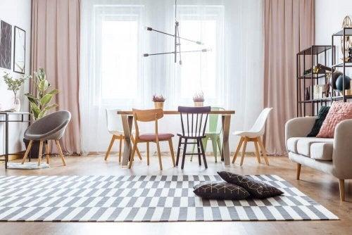 5 regler om at anvende farver indendørs alle bør kende