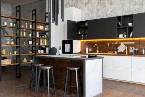 Køkkenmål: Få det meste ud af pladsen i køkkenet