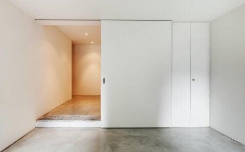 Skydedøre i boligen: Et glimrende valg