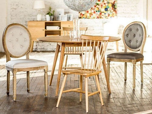 Thonet-stole passer til enhver indretning