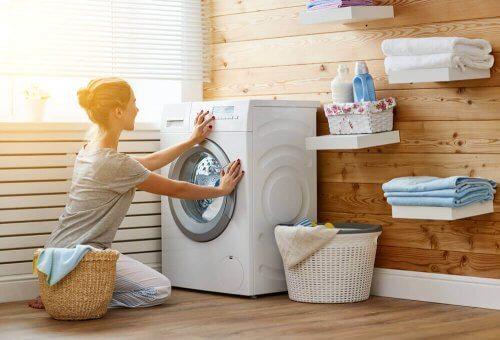 8 almindelige fejl du laver med din vaskemaskine