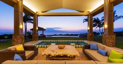 Åben eller lukket veranda?