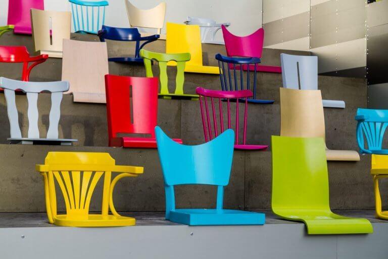 5 måder, hvorpå du kan dekorere med stole