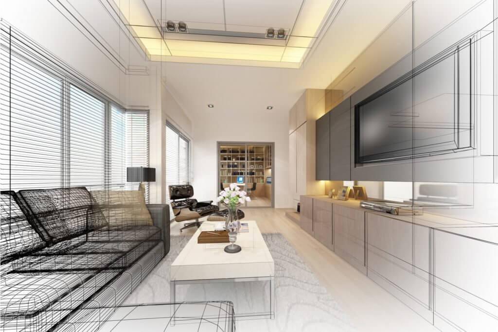 Det, du har brug for at vide, om at designe dit eget hjem