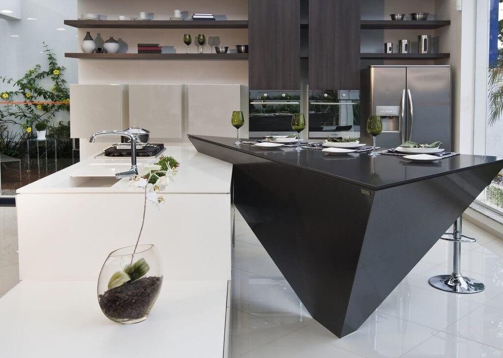Hvad er en Silestone køkkenbordplade?