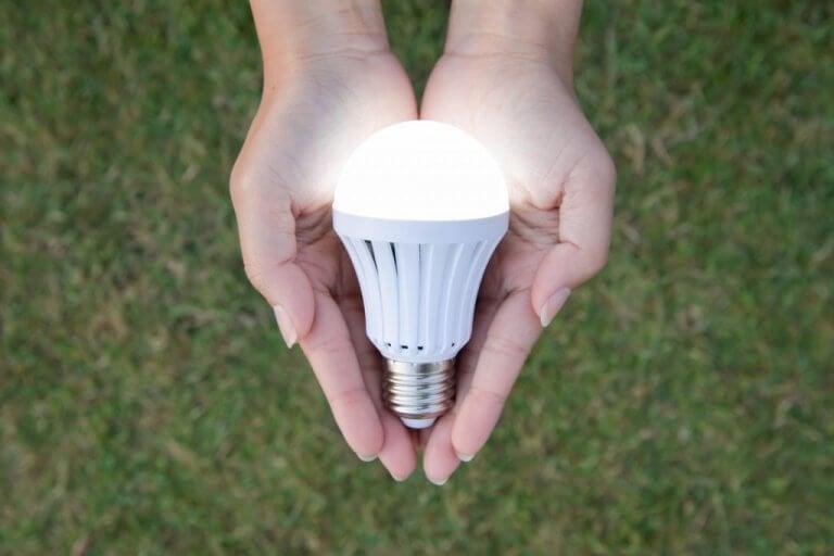 Fordelene ved LED-pære