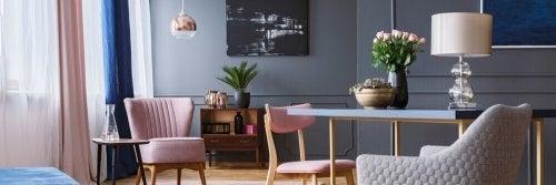 Balance i din dekoration i hjemmet: Veje til succes