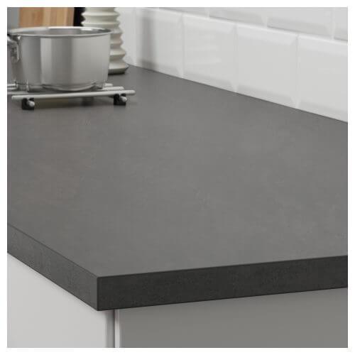 ekbacken bordplade i betonstil