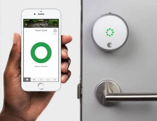 August Smart Lock gør det nemmere at åbne og låse din dør